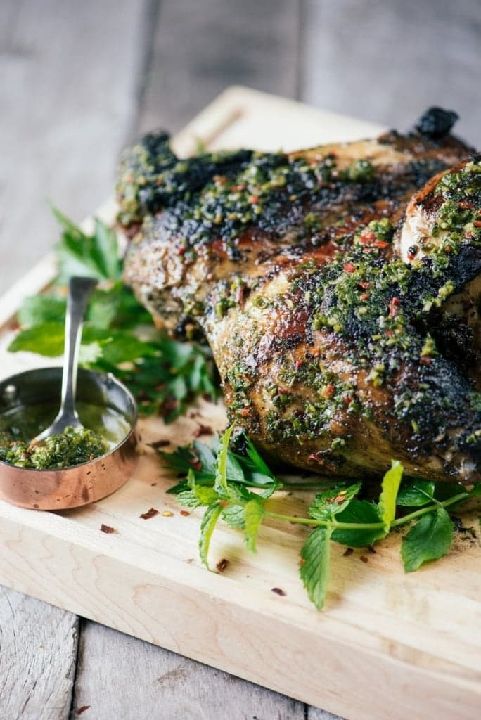 Chimichurri-Chicken