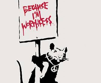 Because-Im-worthless-Banksy-334x275